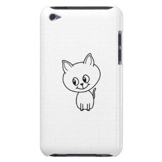 White Kitten. iPod Touch Case