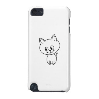 White Kitten. iPod Touch 5G Case