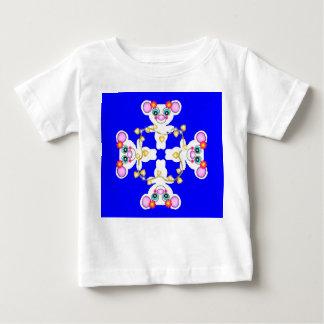 White Koalas Baby Baby T-Shirt