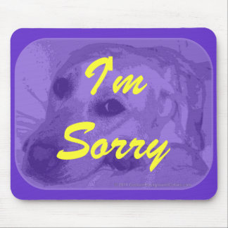 White Lab Graphic Mousepads
