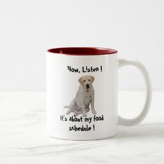 White Lab - Template - Mug