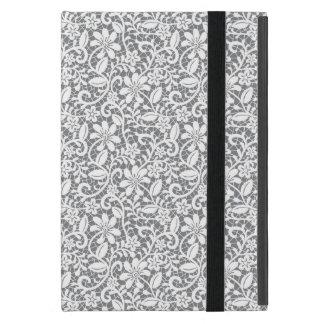 White Lace 1 iPad Mini Case