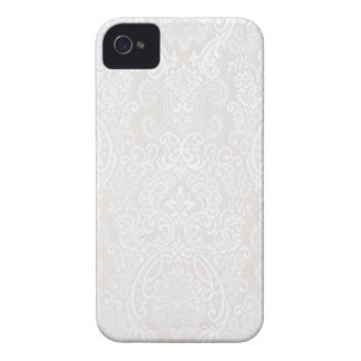 White Lace iPhone 4 Cover