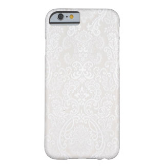 White Lace Barely There iPhone 6 Case