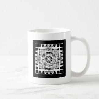 White Lace, Classic White Mug
