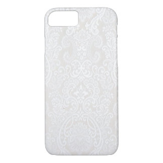 White Lace iPhone 8/7 Case
