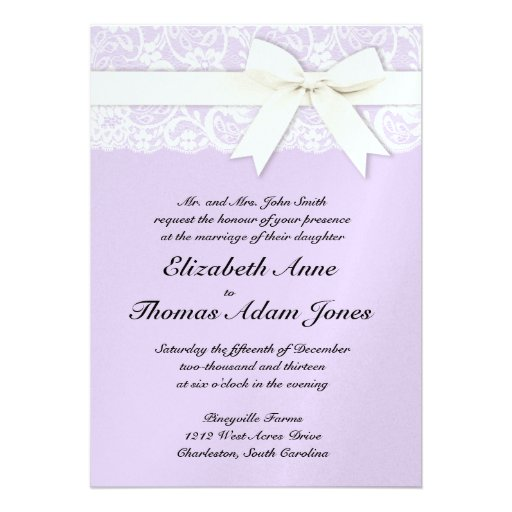 4000 lilac wedding invitations lilac wedding With lilac beach wedding invitations