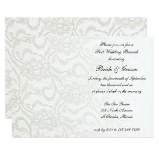 after wedding brunch invitations & announcements | zazzle, Wedding invitations