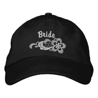 White Lace Wedding - Bride Hat