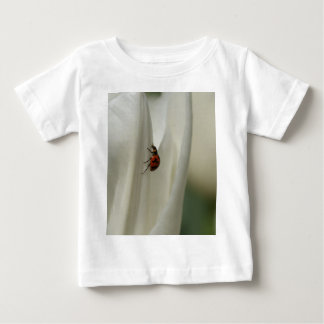 White Lady Baby T-Shirt