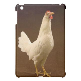 White Leghorn Hen Case For The iPad Mini