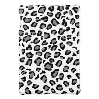 White Leopard Animal Print Ipad Mini Case