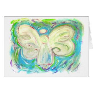 White Light Angel Card