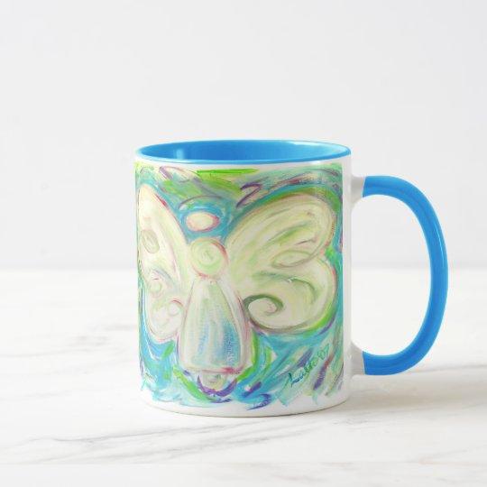 White Light Angel Mug
