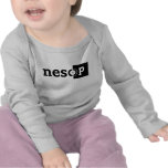 White/Light Infant Shirt