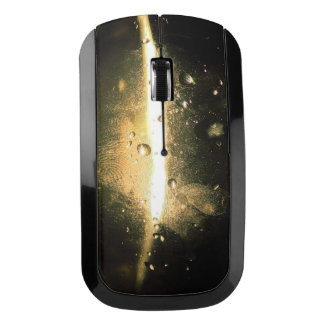 White Light Wireless Mouse