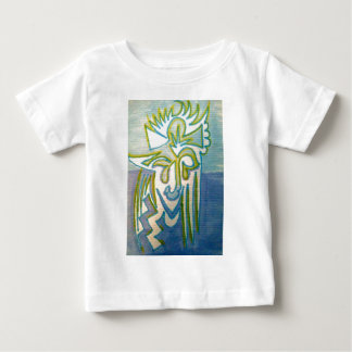White Lightening Struck Gold Labor Industries Baby T-Shirt