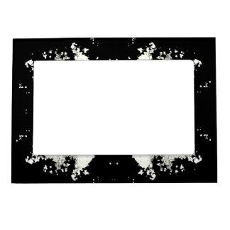 White Lights Magnetic Frame
