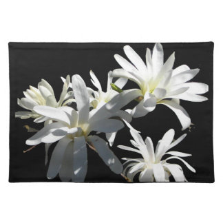 WHITE LILLIES American MoJo Placemat