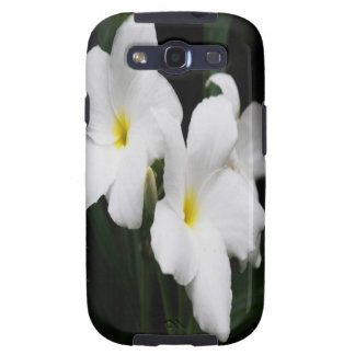 White Lillies Samsung Galaxy S3 Covers