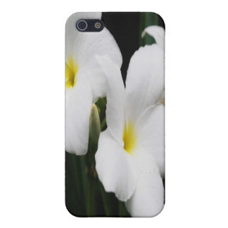 White Lillies iPhone SE/5/5s Case