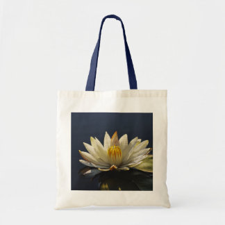 White lilly floral bags for women & businesses