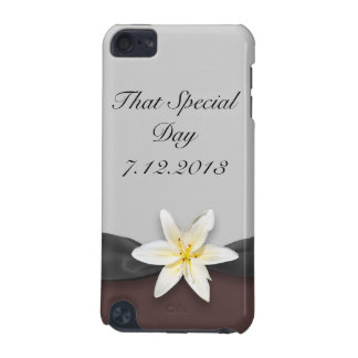 White Lily iPod Touch (5th Generation) Cases