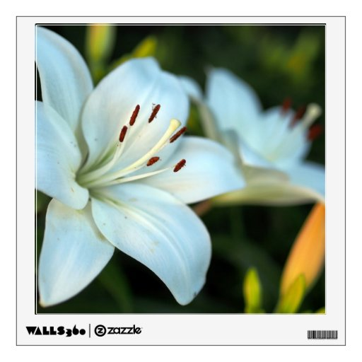 White Flower Wall Decor 28 Images 1