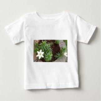 White Lily Tee Shirt
