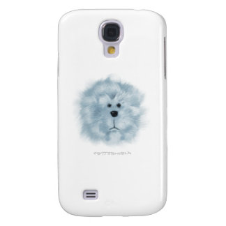 White_Lion Galaxy S4 Cases
