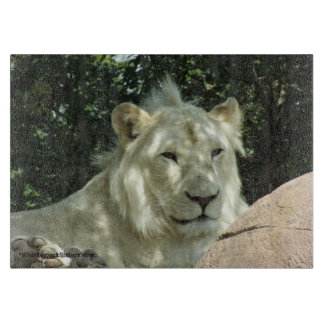 White Lion Cutting Boards