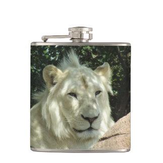 White Lion Flask