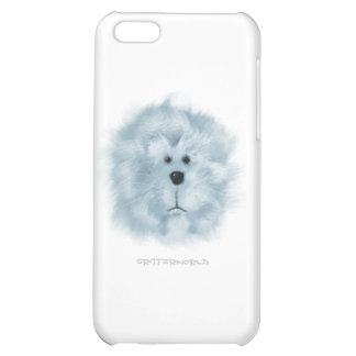 White_Lion Case For iPhone 5C