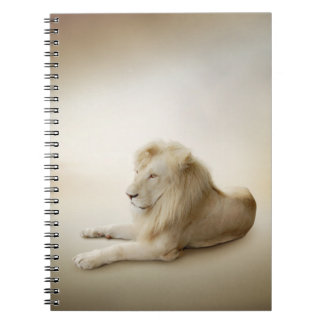White Lion Notebook