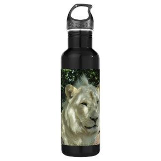 White Lion 24oz Water Bottle