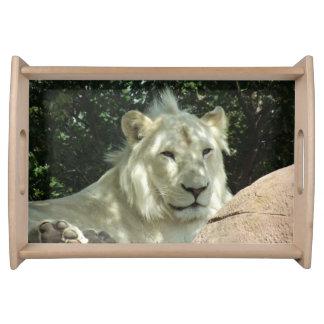 White Lion Service Tray