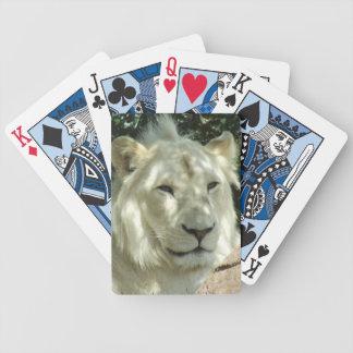 White Lion Card Deck