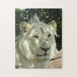 White Lion Puzzle
