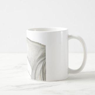 White Lipizzaner Horse Coffee Mugs
