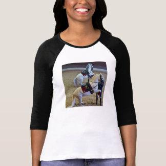 White Lipizzaner Stallion Classic Horse T-Shirt