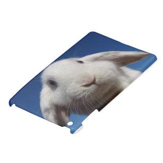 White Lop Bunny Case iPad Mini Case