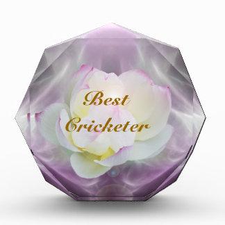 White lotus best criketer award