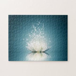 White Lotus Magic Puzzle