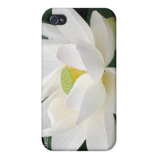 White Lotus Speck Case