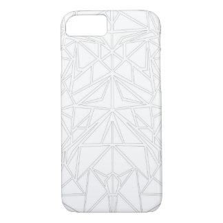 White Machaon iPhone 8/7 Case