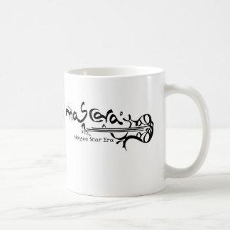 White Mag Coffee Mug