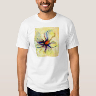 White Magnolia Flower Collage b copy T Shirt