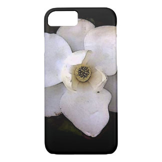 White Magnolia iPhone 7 Case