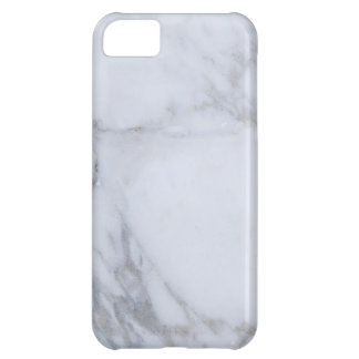 White Marble Cover For iPhone 5C