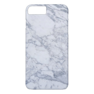White Marble Pattern Phone Case